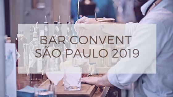 Bar Convent Sao Paulo
